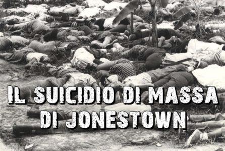 Il suicidio di massa di Jonestown
